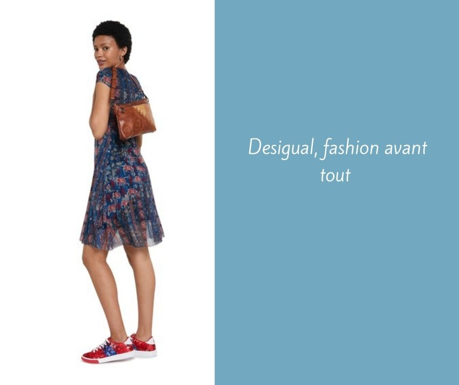 Desigual, fashion avant tout